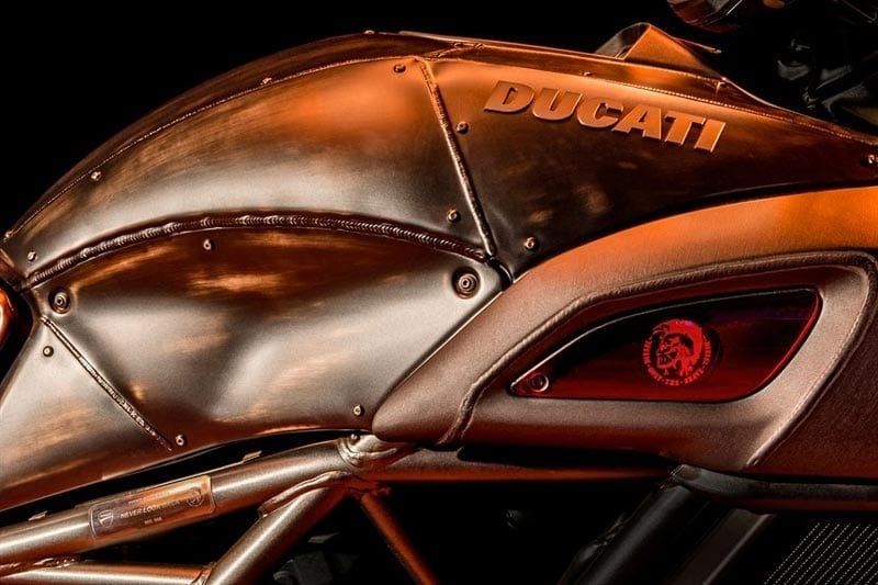 Nuova Ducati Diavel Diesel: solo 666 esemplari 4