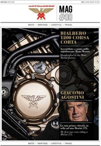 Moto Morini Magazine #00