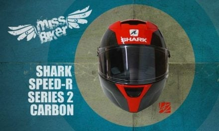 Test: Casco integrale Shark Speed-R 2 Carbon Skin