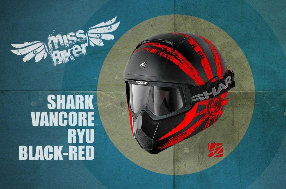 Test: Casco integrale Shark Vancore Ryu