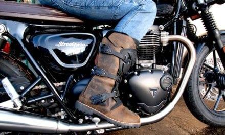 Le calzature preferite dalle donne motocicliste