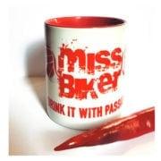 MissBiker Mug