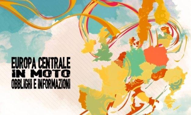 Informazioni sui viaggi in Europa in moto: obblighi e informazioni – Europa Centrale