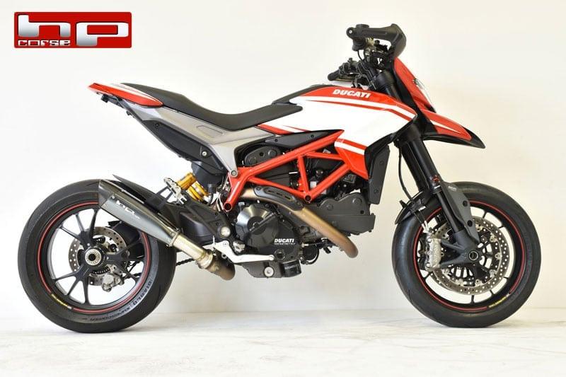 Ducati HYPERMOTARD e EVOXTREME by HP CORSE: la PASSIONE ha tante ANIME !