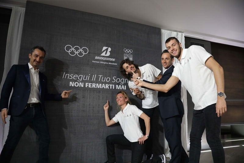 Bridgestone è Partner Mondiale dei Giochi Olimpici