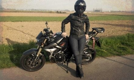 Un Caffè con Mimì: Jeans Pando Moto modello Rosie