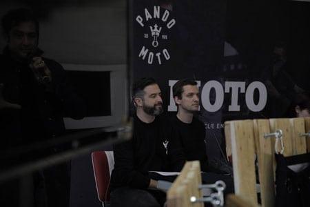 Conferenza Stampa Pando Moto