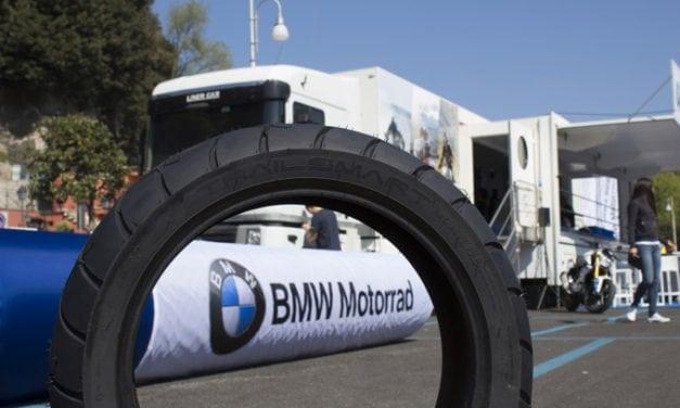 """Dunlop partner del """"Make Life a Ride Tour 2017"""" di  BMW Motorrad"""