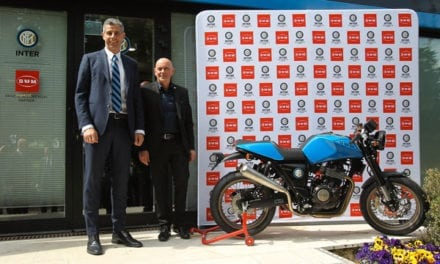 SWM MOTORCYCLES DIVENTA OFFICIAL PARTNER DI F.C.  INTERNAZIONALE