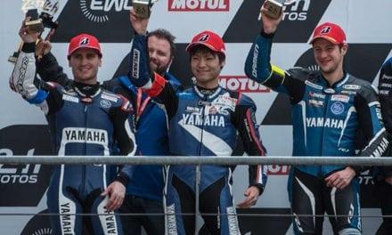 Bridgestone torna sul podio del campionato FIM Endurance World Championship