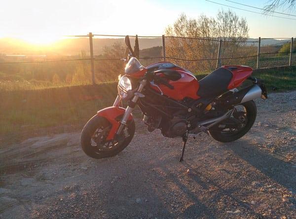 Ducati Monster 696 del 2010: la mia prima moto