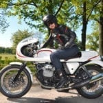 Guzzi V7 Cafè Classic Peplo: un'opera d'arte firmata What Bike Are You