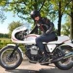 Guzzi V7 Cafè Classic Peplo: un'opera d'arte firmata What Bike Are You