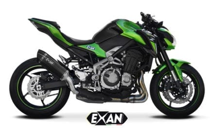 X-Black Ovale e X-GP: da EXAN due proposte per la KAWA Z900