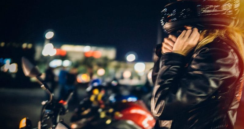 Fallimento nelle vendite alle donne motocicliste secondo gli esperti  del settore