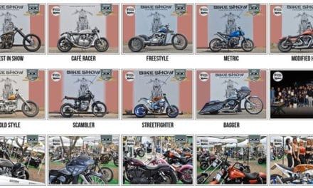 ITALIAN MOTORCYCLE CHAMPIONSHIP @ SOUTH BIKE SHOW 2017 (CS)