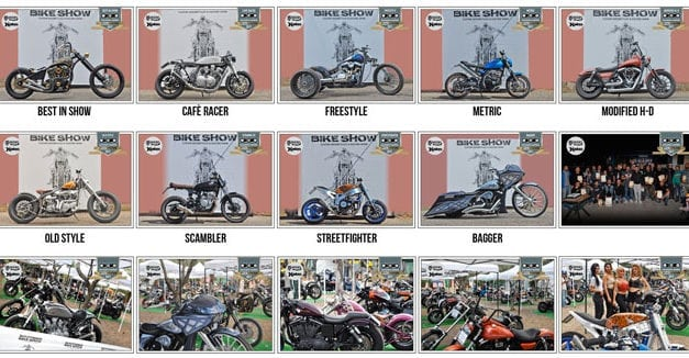 ITALIAN MOTORCYCLE CHAMPIONSHIP @ SOUTH BIKE SHOW 2017 (CS)