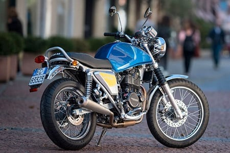 Test: SWM Gran Turismo – un café racer come entry level