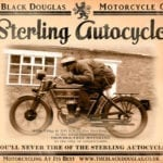 THE BLACK DOUGLAS MOTORCYCLE CO. PRESENTA LA GAMMA STERLING 2017