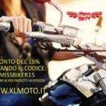 Codice sconto per acquisti XLMOTO Italia