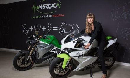 Intervista a Livia Cevolini Ad Energica Motor Company