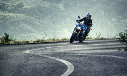 7 Days Test Ride: Suzuki GSX S750