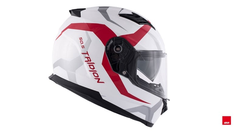 Givi: casco integrale di ultima generazione 50.5 Tridion
