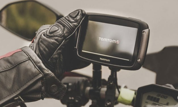 Test: TomTom Rider 450 – il navigatore per i motociclisti