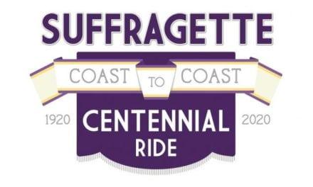 Save The Date 2020: Un viaggio in moto per festeggiare i cent'anni delle Suffragette