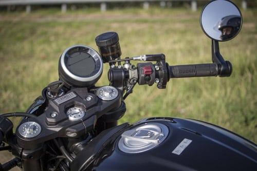 Ducati Scrambler Viaggiare In Due