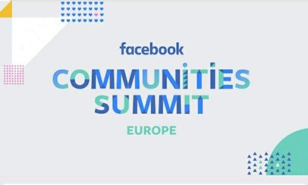 MissBiker ospite al Facebook Communities Summit Europe