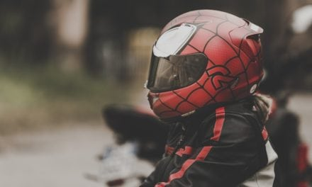 Test: CASCO HJC RPHA 11 – Marvel Spiderman