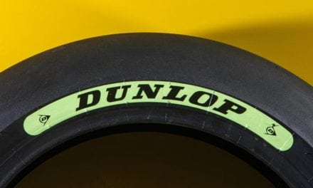 Dunlop annuncia l'introduzione di codici colore