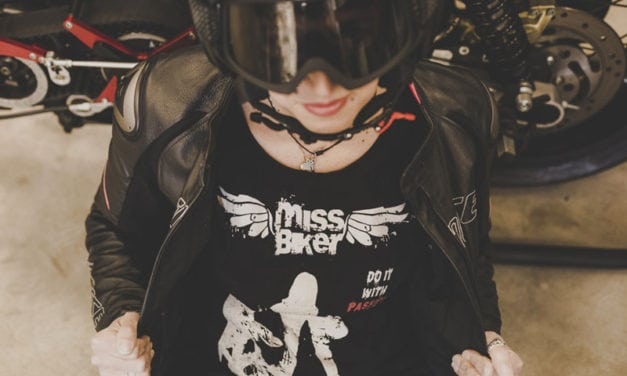 MissBiker vola al Facebook Communities Summit Europe di Londra