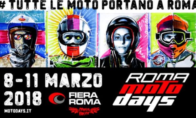 ROMA MOTODAYS: MILLE MODI DI FARE TURISMO IN MOTO