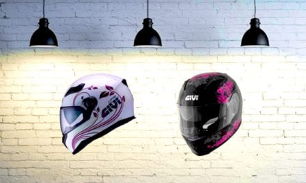 GIVI pensa alle motocicliste: ecco i caschi DECÒ e NIMPHEA