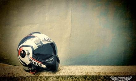 Test Casco ROOF Boxer V8: il casco del futuro