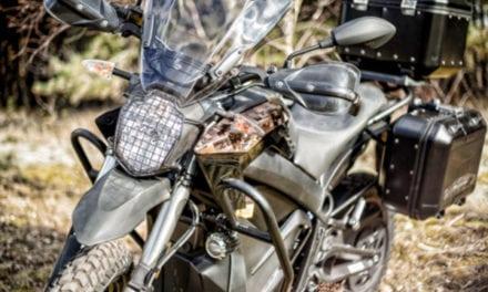 ZERO MOTORCYCLES ANNUNCIA LA ZERO DSR – BLACK FOREST EDITION
