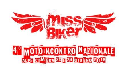 4° Motoincontro Nazionale MissBiker del 23-24 giugno 2018