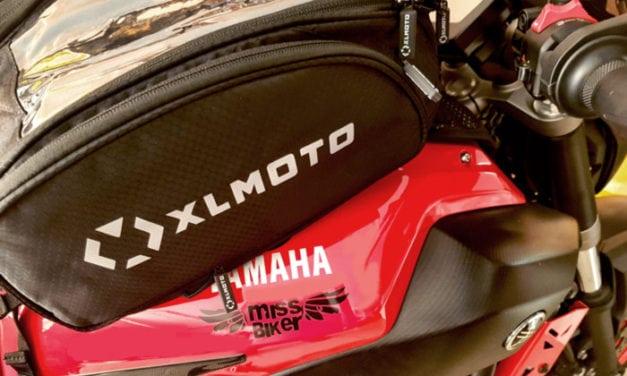 Test: Borsa Serbatoio XL Moto