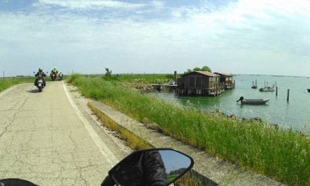 International Female Ride Day: un tour didattico sul Delta del Po