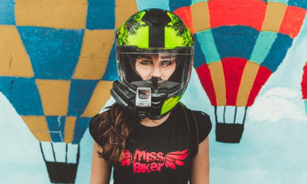 NUVIZ: il primo HUD per motociclisti