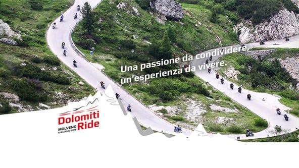 DOLOMITI RIDE 2018: l'appuntamento con Yamaha a Molveno