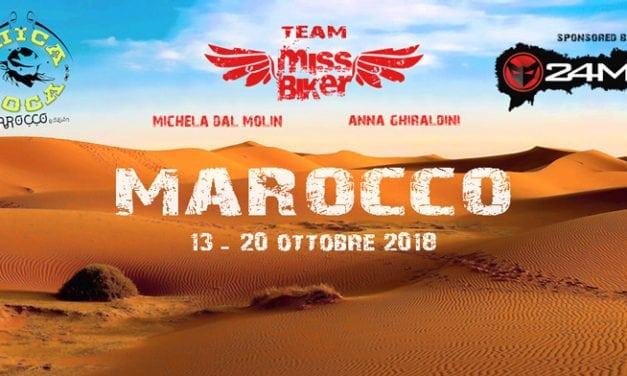 CHICA LOCA Marocco Edition: il team MissBiker