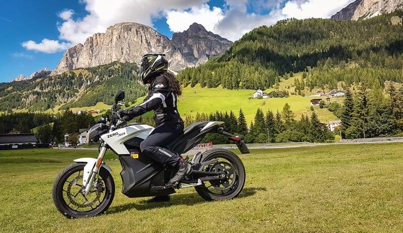 ECO Dolomites 2018: in Sudtirolo con Zero Motorcycles