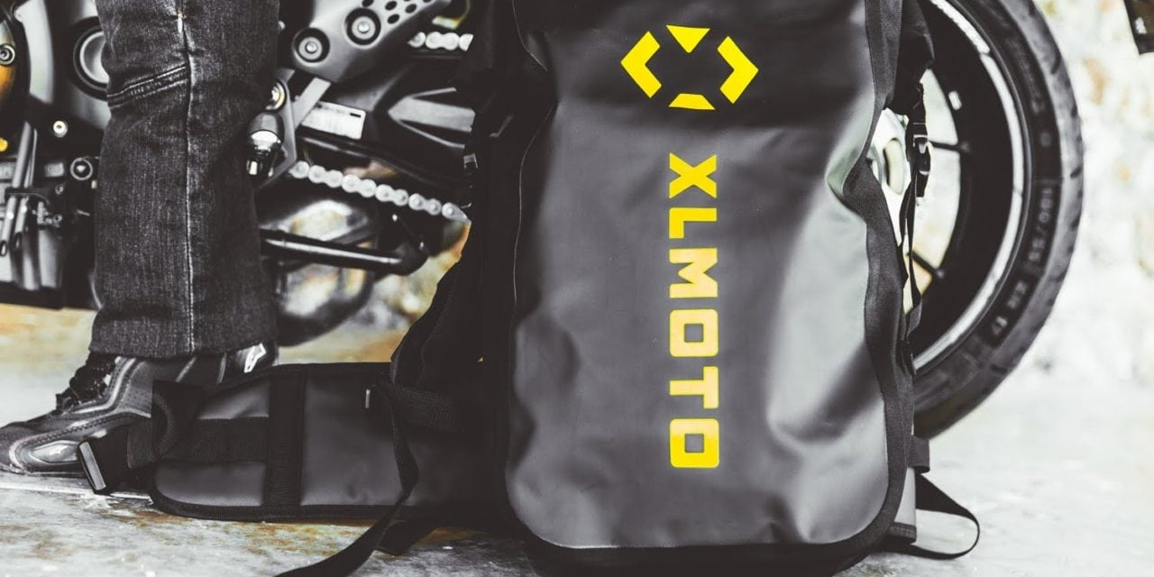 f3cd9d30ebec11 Test: Zaino XLMOTO H2O Impermeabile | MissBiker