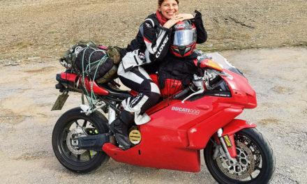 Due rosse a spasso per l'Europa: intervista a Valentina Bertelli