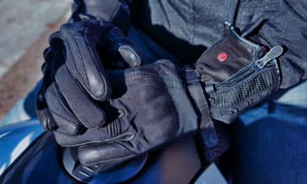 Test guanti Johna by Held: attenzione ai dettagli e funzionalità