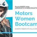 Women Motors Bootcamp: un super evento per le motocicliste