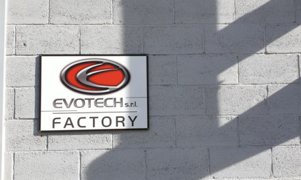 Evotech: il made in Italy che piace ai motociclisti